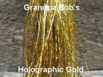 Holographic Flashabou Gold