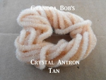 Crystal Antron Chenille  Tan