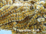 Chenille - Caterpillar #146 3 yard pkg.