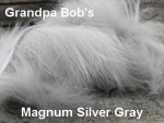 Rabbit Strips Magnum Zonkers- Silver Gray