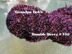 Chenille - Bumble Berry #105- 72 Yard Skein