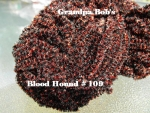 Chenille - Blood Hound #109 - 3 Yard Package