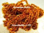 Chenille - Crawdaddy #117 - 3 Yard Package