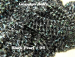 Chenille - Black Pearl #06 - 3 Yard Package
