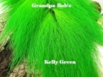 Bucktail - Kelly Green
