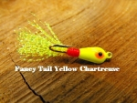 Fancy Tail - Yellow Chartreuse