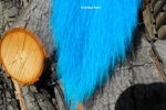 Bucktail - Flourescent Blue