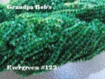 Chenille - Evergreen #122 - 3 Yard Package