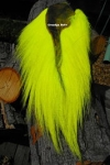 Bucktail - Yellow Chartreuse