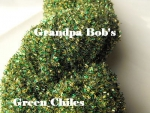 Candy Chenille - Green Chiles #C10 - 72 Yard Skein