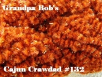 Chenille - Cajun Crawdad #132 - 3 Yard Package