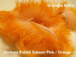 Zonkers,  Salmon Pink/Orange