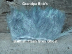 Bait Fish Flash Grey Ghost