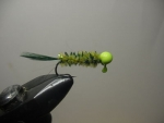 Tippet - Green Chartreuse/Green Apple/Green