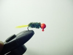 Tippet - Flame Red/Leprechaun/Yellow
