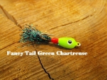 Fancy Tail - Green Chartreuse
