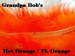 Zonkers Flo Orange / Hot Orange