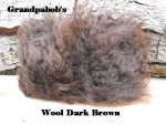 Sculpin Wool Dark Brown